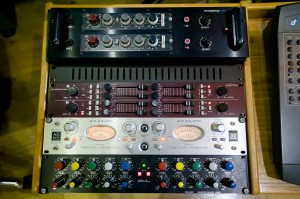 Beechpark Studio Equipment