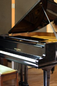 August Forster piano full